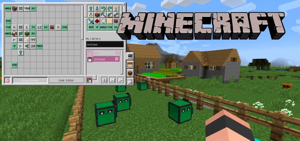 Minecraft 3D コース